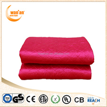 High Quality Pink Queen Bed Warm Electric Blanket and Throw for children,adults