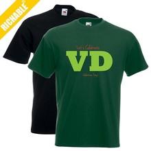 High Quality Popular Fashion Custom Man T-shirt