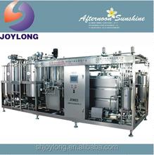 Mini Dairy Pasteurized/UHT Milk Processing Machine