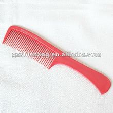 Red carbon plastic cutting comb