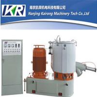 plastic material granules high speed plastic mixer machine for mixing