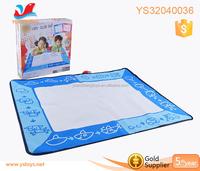 Enlighten kids water painting blanket educational play mats drawing painting board