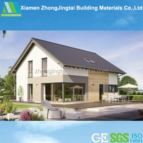 Innovative building materials exterior wall siding house for Exterior wall construction materials