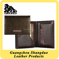 Realiable Quality Genuine Cow Leather Branded Wallet For Men