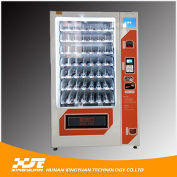 Elevator Vending Machine vend fragile products Refrigerated merchandising