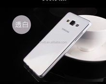 Ultra Thin & Light Weight Soft TPU Case Cover for samsung A7 cell phone