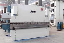 Sheet Metal Hydraulic Folding Machine 100 ton, 3000mm