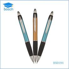 Wholesale school supplies Promotional Ball Pen metal pen ballpoint