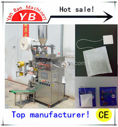 Good Price Automatic Tea Bag Packing Machine with tag and thread