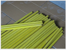 High strength epoxy glass cloth laminated tubes