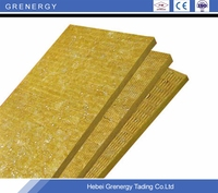 Made in China high quality rock wool sheet heat insulation materials rock wool sheet