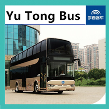2015 yutong bus prices/60 seater bus