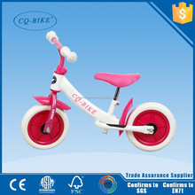 high quality new design made in China export oem hot sale kids balance bike with bell