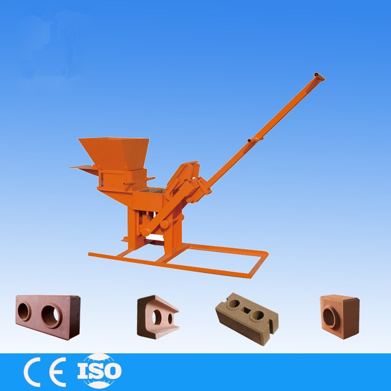 Interlocking Compressed Earth Block Machine : Qmr china manual compressed earth block machine price