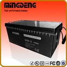 MINGDENG 200ah 12volt anton bauer battery battery