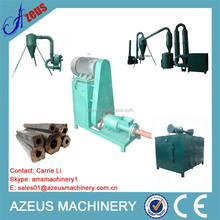 Screw propeller wood briquette machine/sawdust briquette machine/sawdust briquette charcoal making machine
