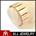 konov hombres joyería de pulsera de oro