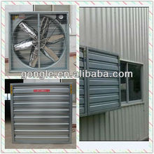 Industrial exhaust fan blower with good toughness and long service life
