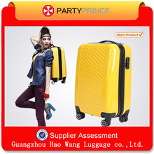 2015 High Quality With 4 Strong Wheels Hard ABS Trolley Case 20 inch Suitcase Beautiful