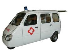 thailand 4 stroke tricycle made in china 250cc motorized tuk tuk for ambulance use