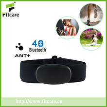 High quality dual mode Bluetooth/ANT heart rate monitor for heart rate tracking