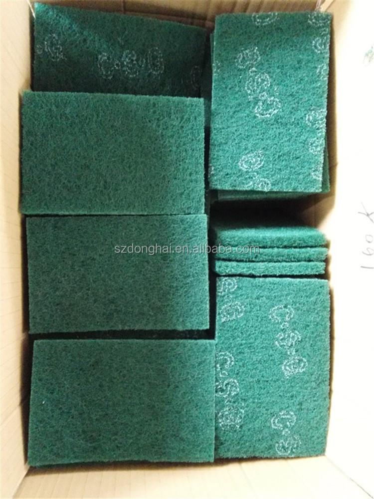 Tampons à récurer en nylon