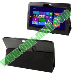 Crazy Horse Texture Leather Case for Acer Iconia W510