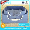 High quality Double-use luxury cozy pet dog bed cave mini cat bed house