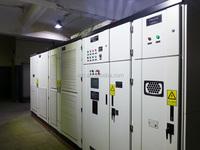 Medium voltage VFD for boiler feed water pump