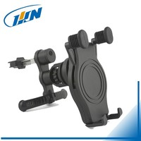 #067AV#hot sell cellular 2015 new products adjustable car air vent mount cradle holder stand 360 car vent cell phone holder