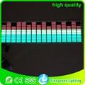 Custom ecualizador electroluminiscente etiqueta engomada del coche, el pegatina del coche