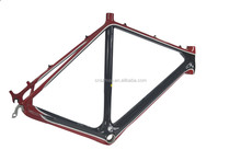 High Quality 3K/UD carbon road bike frame 60cm made in taiwan