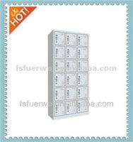 FEW-034 Steel Clothes Closet/18 Doors Locker
