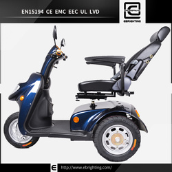 E-bike new technology BRI-S06 electric passenger tricycle three wheel scooterac-01