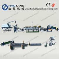 top seller plastic scrap washing machine/buys waste plastic for recycling
