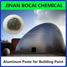 non leafing aluminium paste and Inorganic Pigment Style aluminium paste for roof protection coating paint