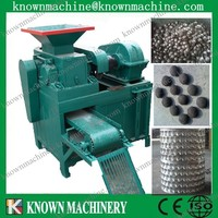 Reliable working pulverized coal briquette pressing machine,small charcoal briquette making machine