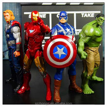 2014 China Supplier high-quality new product resin action figure, wholesale spiderman