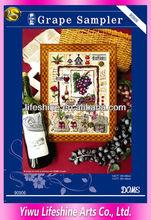 Handmade cross stitch kit crafts,Korean DOME brand cross stitch,cross stitch set