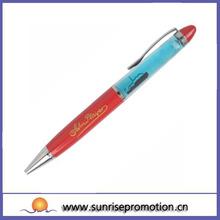 3D Boat Logo Promotional Floating Pen
