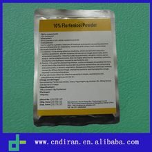 10% Florfenicol Soluble Powder Poultry Antibiotics
