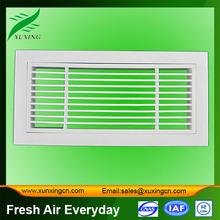 aluminio difusor lineal para difusor de aire hvac sistema