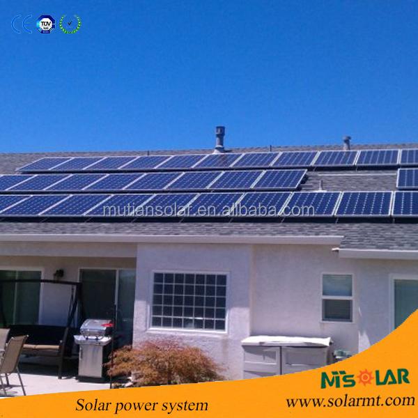 system solar panel kit solar energy system solar power system for home