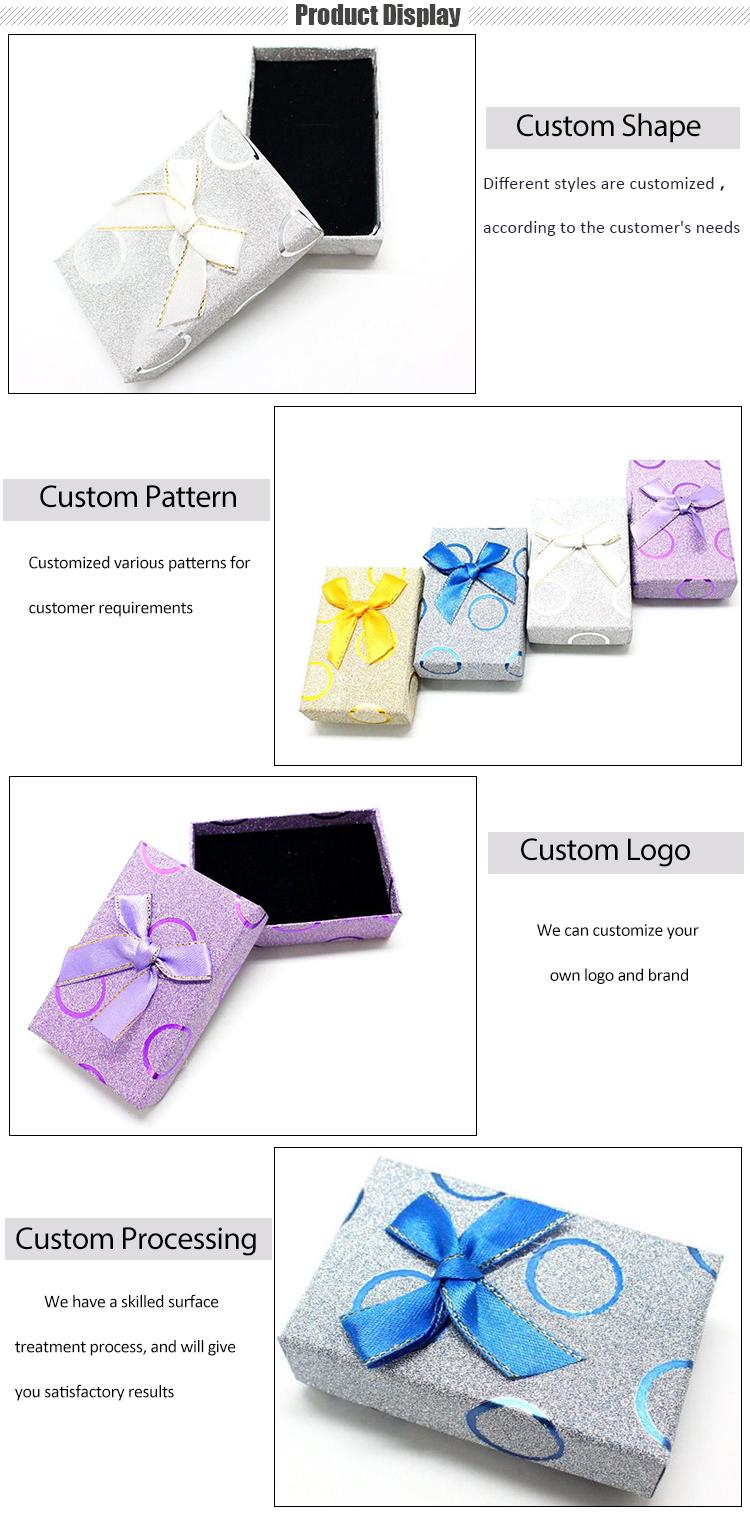 Tamanho Personalizado de alta Qualidade Design da Caixa de Presente