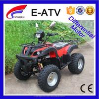 Shaft Driving Differential Motor Changshun Electric ATV Quad
