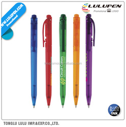 Promo Click Ice Promotional Pen (Lu-Q26672)