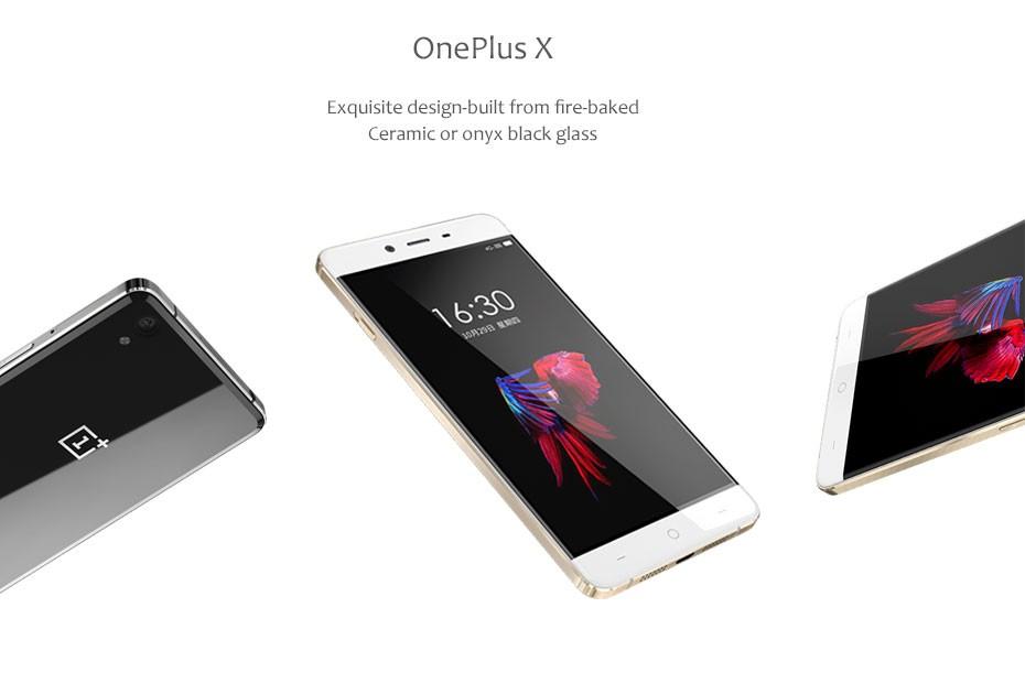Original 5.0'' OnePlus X 3GB RAM 16GB ROM Snapdragon 801 Quad Core 2.3GHz 1920x1080 13.0MP Camera 4G LTE Android 5.1 phone