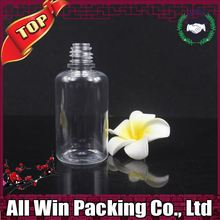 Fast Shipping PET Style 10ML Empty Plastic Bottles For E Liquid , 10ML PET Bottles Pharmaceutical Plastic Bottles For Sale