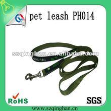polyester fashion pet leash/walker/pet lead 2012