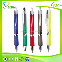 Hot led light cheap promotional pen with logo